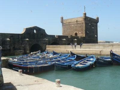 Circuit entre Essaouira et Sidi Ifni